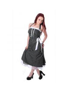 Petticoat Kleid Polka Dots Rockabilly