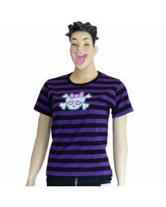 T-Shirt Girly Skull Style No. T-Shirt 6