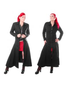 langer Damen Mantel Style No.614