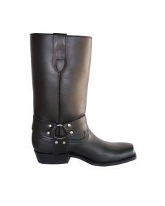 HLS Biker Boots schwarz Style No.2001