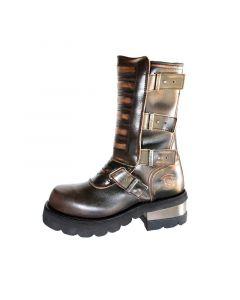 Sendra braun Biker boot 4099
