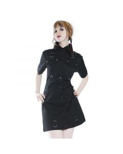 Minikleid schwarz