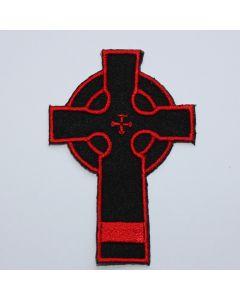 Aufnäher Celtic Cross