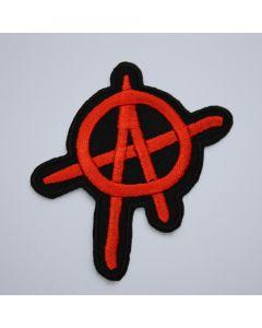 Anarchy Patch zum Aufbügeln